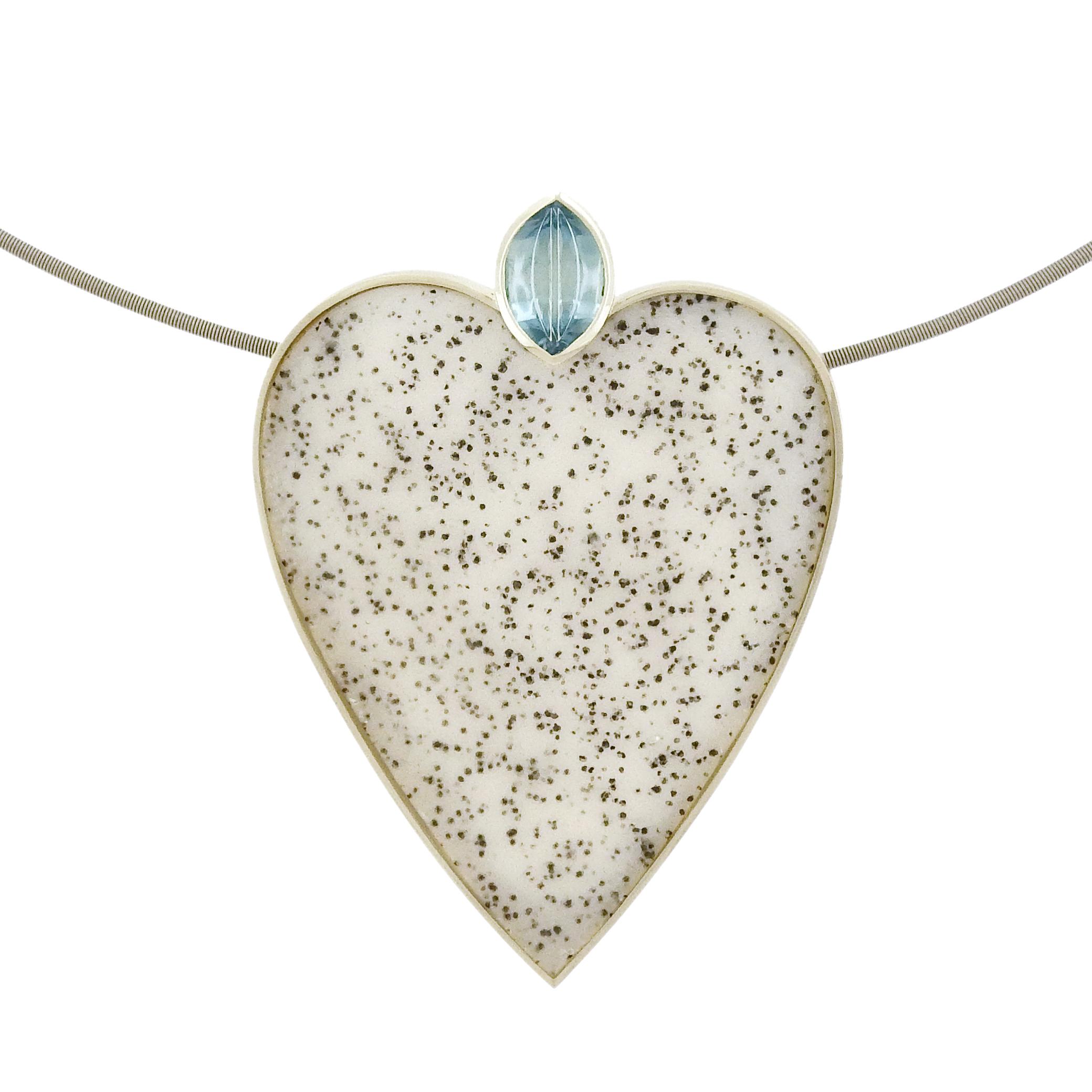 Tom jutta munsteiner gemstone heart pendant brooch aaron faber tom jutta munsteiner gemstone heart pendant brooch mozeypictures Image collections