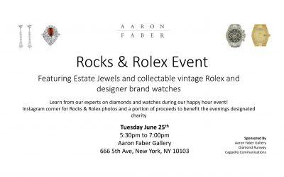 Rocks & Rolex Event