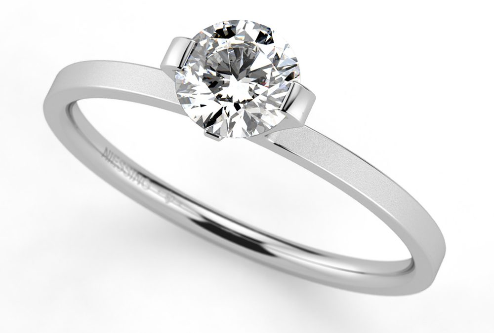 Niessing: Diamond Engagement Ring