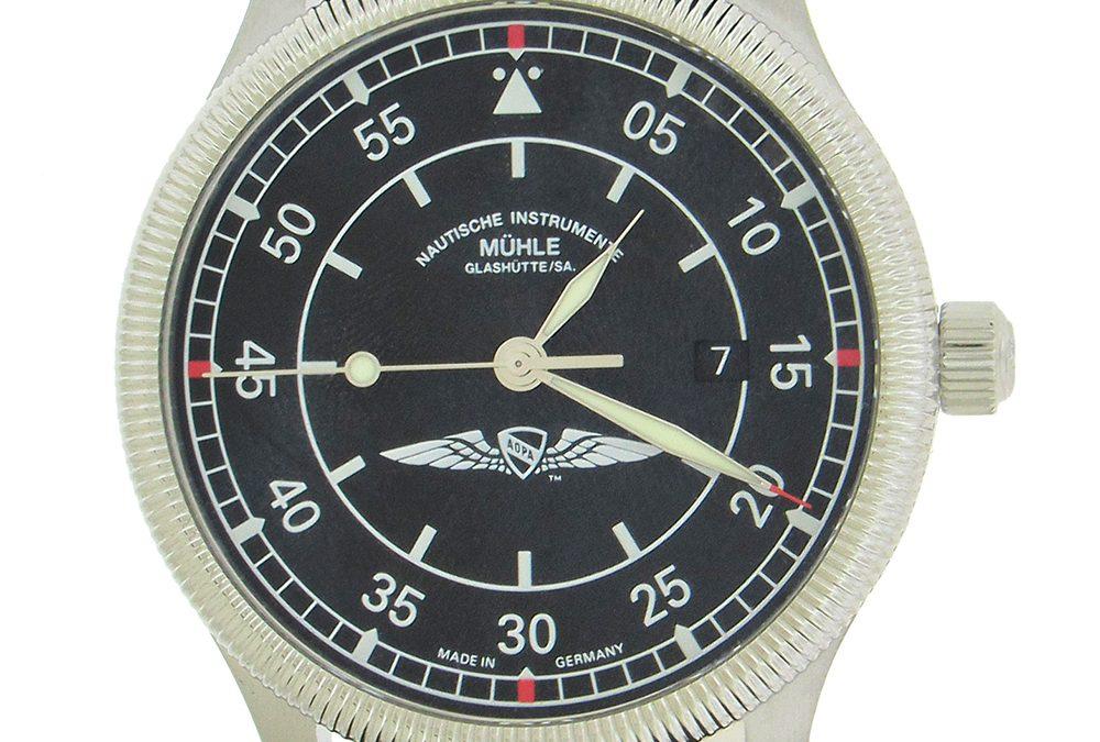 Muhle Glashutte Aerosport Limited Edition AOPA