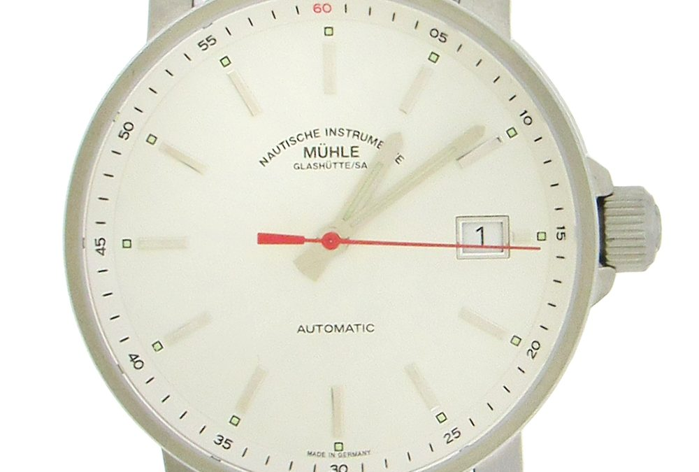 Stainless Steel Muhle Automatic 29er