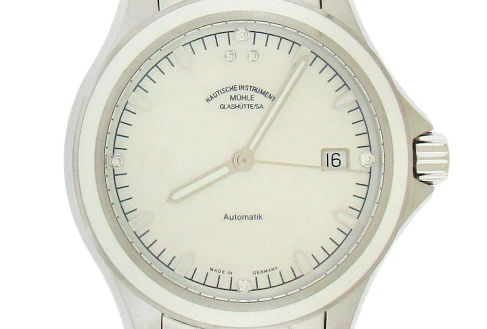 Muhle ProMare Lady Automatic Wristwatch