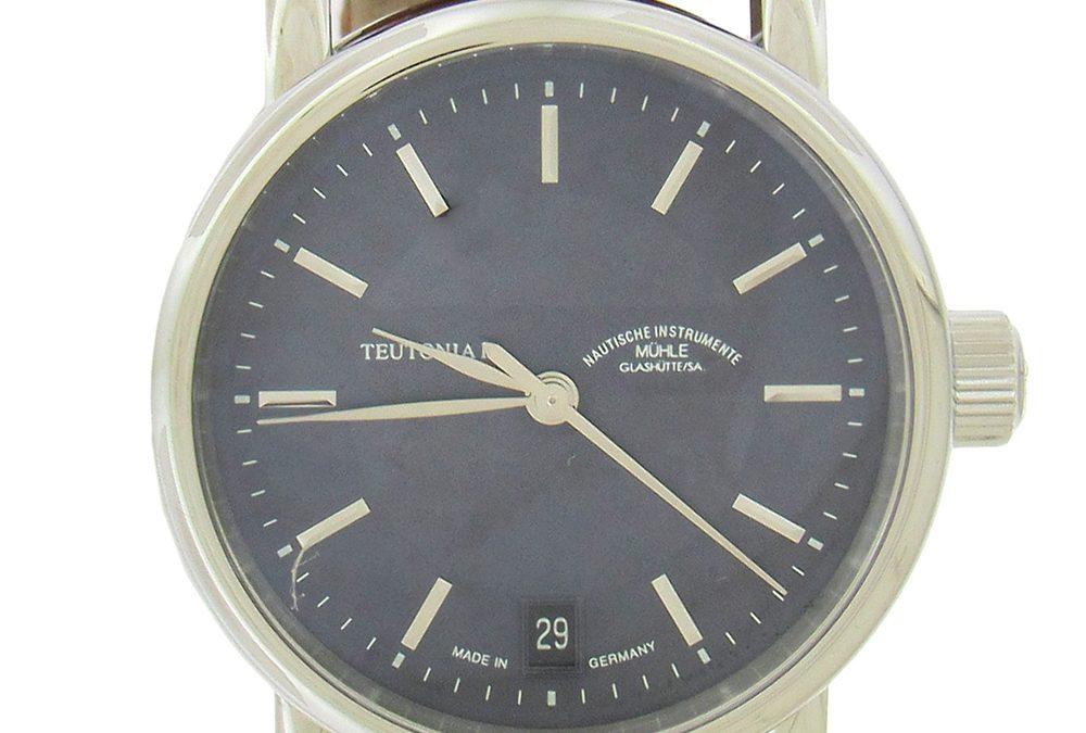 Muhle Teutonia 34mm Automatic Wristwatch