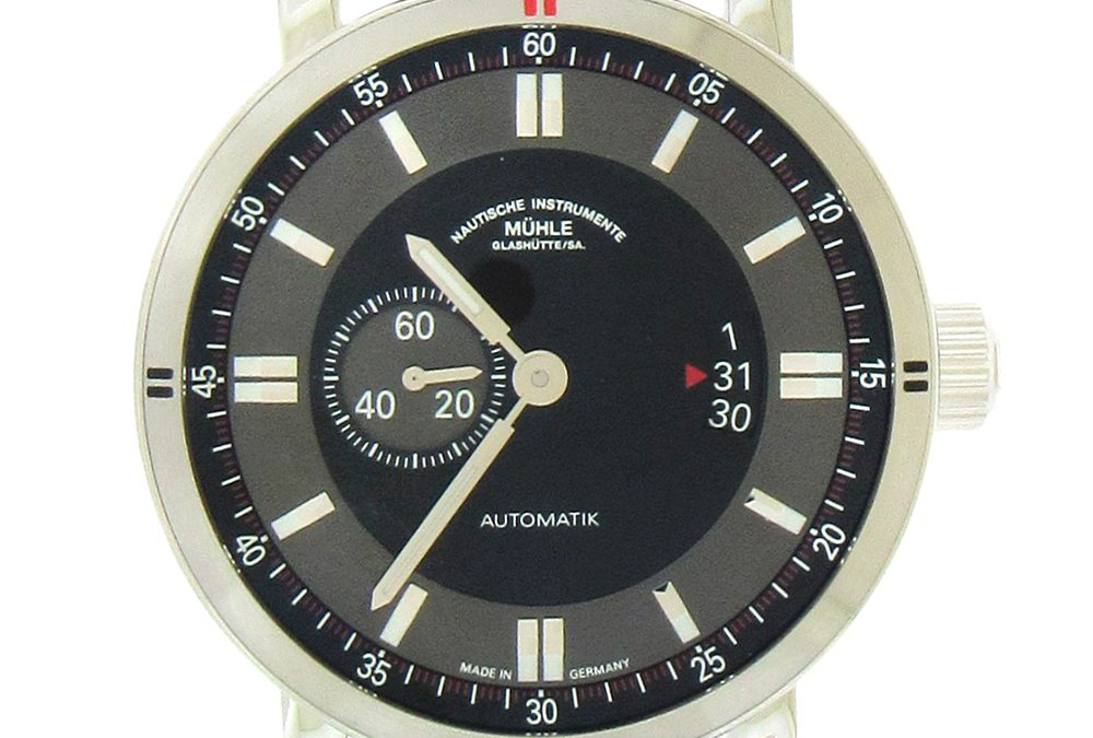 Muhle Teutonia Sport II Diver's Watch