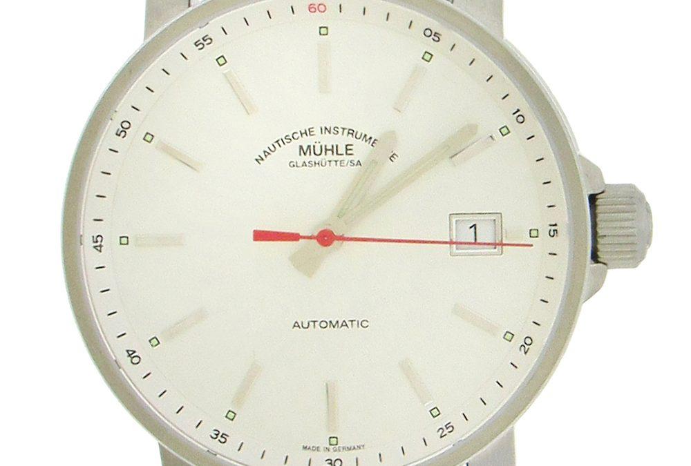 Muhle 29er 'Nautische Instrumente' Wristwatch